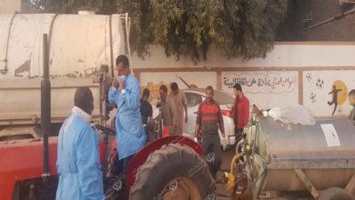 Photo of تواصل حملة أصدقاء شجرة (المورينقا) بتعقيم عدد من الشوارع بسبها