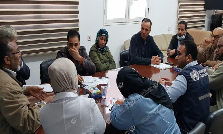 Photo of اجدابيا : حالات تحت المتابعة موجودة في الحجر الصحي المنزلي