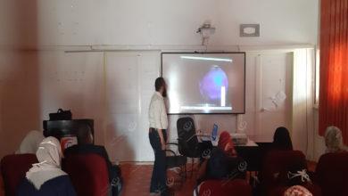 Photo of طبي سبها يستضيف محاضرة عن طرق الوقاية من فيروس (كورونا)