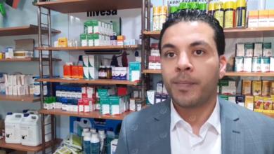 Photo of مدير إدارة الخدمات البيطرية للمركز الوطني للصحة الحيوانية يزور المستوصفات البيطرية بمدينة الخمس