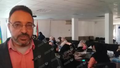 Photo of تدريب للعاملين بقطاع الصحة في مجال  الإحصاء بزوارة