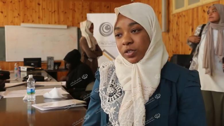 Photo of ضمن مبادرات للمجتمع في غات (2020) تدريب حول التعامل مع منصات التواصل الاجتماعي