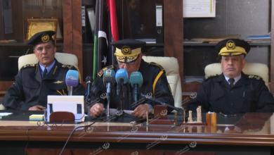 Photo of رئيس جهاز الحرس البلدي يوجه كلمة لمنتسبي الجهاز
