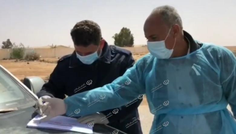 Photo of بدء حملة للكشف على المارين بمنافذ بني وليد