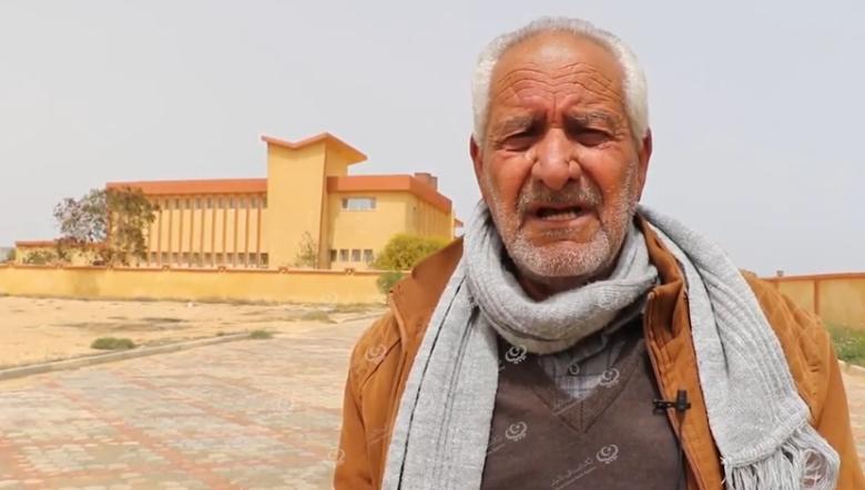 Photo of مواطن يتبرع بمبنى للحجر الصحي في طبرق