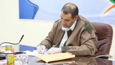 Photo of وزير التعليم بالحكومة الليبية يزور بلدية إجخرة ويجتمع بمجالسها