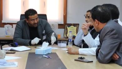 Photo of اللجنة الاستشارية الطبية لمكافحة وباء (كورونا) تعقد اجتماعها الأول بطبرق