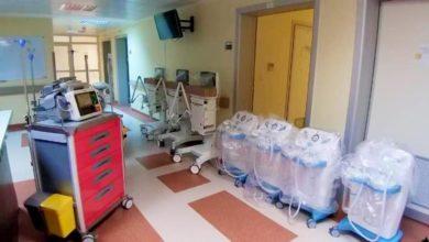 Photo of تجهيز المركز المستحدث بمستشفى صرمان التعليمي لعلاج مصابي فيروس (كورونا)
