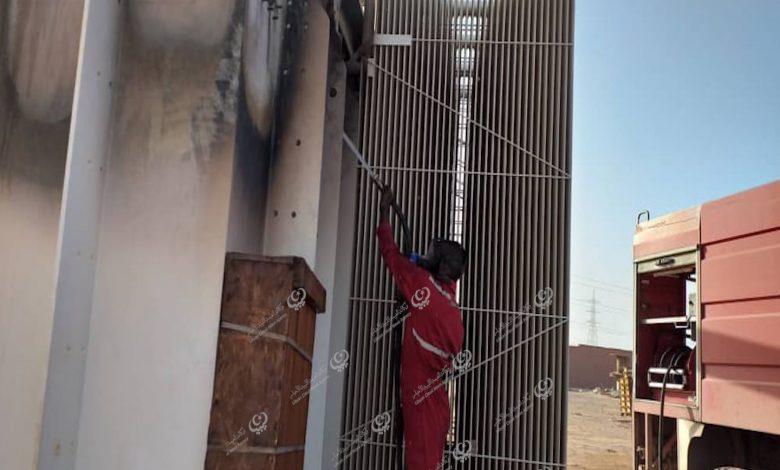 Photo of وفاة اثنين من المهاجرين عند محاولتهم سرقة محول كهربائي في سبها