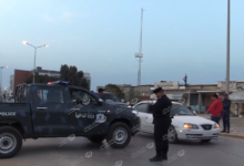Photo of تواصل حظر التجوال في مدينة بنغازي