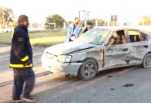 Photo of إصابة عامل أجنبي و أضرار مادية إثر سقوط قذيفة عشوائية على مستشفى (الخضراء)