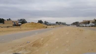 Photo of الاشتباكات المسلحة تعيق استكمال مشروع الطريق الرابط بين طرابلس والسواني