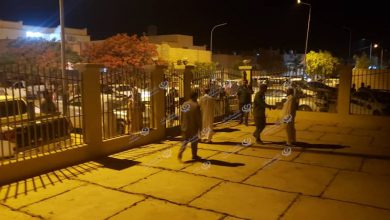 Photo of مواطن من تمنهنت يدلي بشهادته في رؤية الهلال أمام محكمة البوانيس