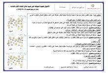 Photo of النشرة الجوية ليوم السبت الموافق 30 – 05 – 2020 الصادرة عن المركز الوطني للأرصاد الجوية
