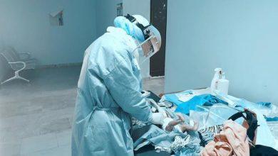 Photo of توليد حالة مخالطة ومشتبه بأنها مصابة بفيروس (كورونا) في مركز سبها الطبي