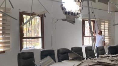 Photo of مركز التقنيات الحيوية التابع لهيئة أبحاث العلوم الطبيعية والتكنولوجيا يتعرض للقصف