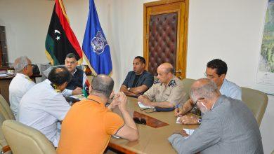 Photo of بحث إنشاء غرفة أمنية مشتركة لمحاربة الهجرة غير الشرعية والجريمة المنظمة