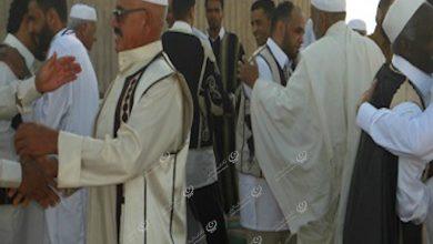 Photo of أهالي مزدة يتبادلون التهنئة بمناسبة عيد الفطر