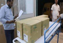 Photo of اللجنة الطبية الاستشارية الواحات تزود مستشفى جالو العام بأجهزة طبية