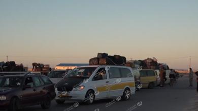 Photo of ترحيل الدفعة الثانية من الجالية المصرية  العالقة بالمنطقة الغربية