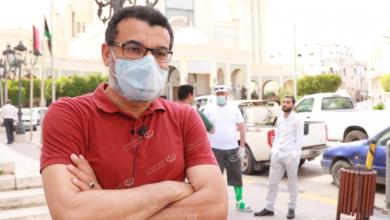Photo of حملة (أحمي نفسك ومن حولك) تقدم  مساعدات ومواد وقائية لبلدية طرابلس المركز
