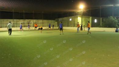 Photo of تواصل فعاليات دوري قمينس الرمضاني لكرة القدم