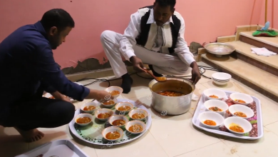 Photo of موائد الإفطار الجماعي من عادات شهر رمضان في مدن الواحات