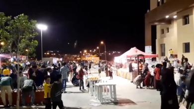 Photo of تنظيم نشاط باعة الألعاب والإكسسوارات المتجولون في ترهونة