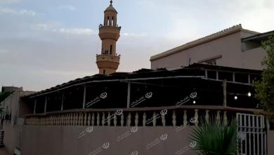 Photo of أصوات التكبير في مساجد سبها بدون إقامة صلاة العيد