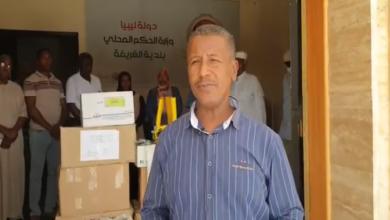 Photo of قافلة مساعدات طبية مقدمة من بلدية أبو سليم إلى بلديات الجنوب