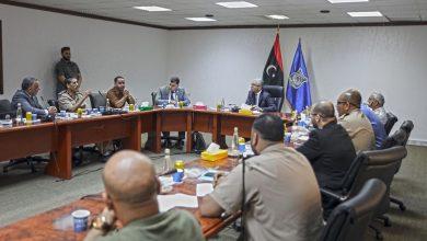 Photo of اجتماع أمني موسع حول ظاهرة الهجرة غير الشرعية
