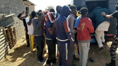 Photo of ضبط عملية إعداد لتهريب مهاجرين غير شرعيين بمنطقة القره بوللي