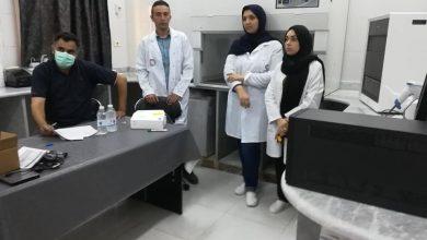 Photo of المركز الوطني لمكافحة الأمراض فرع زوارة يستكمل تدريب عناصره على جهاز (genexpert)