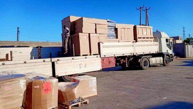 Photo of شحنة من الإمدادات الطبيّة لدعم المرافق الصحية في بلدية الجفرة