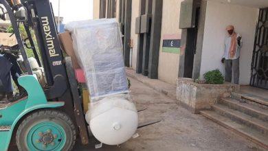 Photo of أول مصنع أكسجين طبي لتغذية المرافق الصحية الواقعة بالجنوب الشرقي من ليبيا