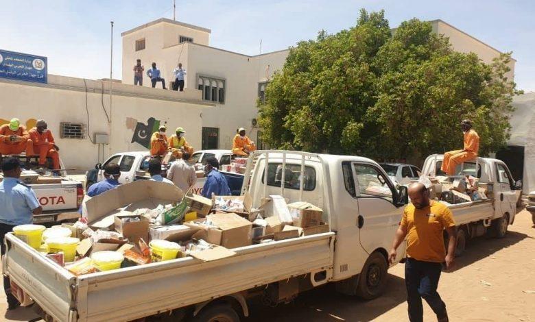 Photo of حملات تفتيش لمركز الرقابة على الأغذية والأدوية بعدة مدن