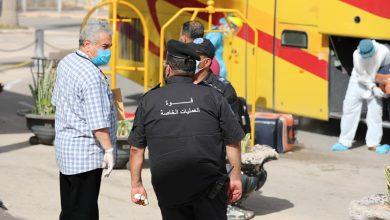 Photo of توجه أول دفعة عالقين تعود مباشرة من مصر  إلى طرابلس للحجر الصحي بفندق باب البحر