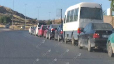 Photo of وصول كمية من الوقود لمنطقة القواسم بغريان