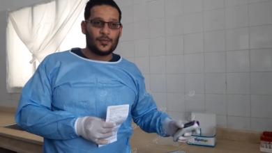 Photo of المختبر المرجعي ترهونة يواصل التحاليل للكشف عن فيروس (كورونا)