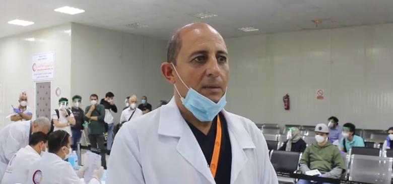 Photo of مدير الرقابة الصحية بمطار مصراتة : نأخذ مسحات أنفية بلعومية من كل المسافرين