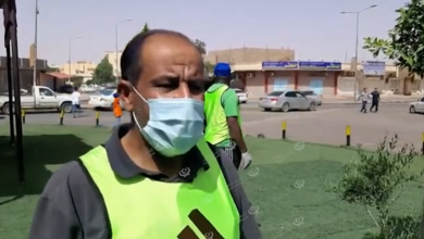 Photo of حملة إرشادية لهيئة الشباب والرياضة داخل مدينة سبها