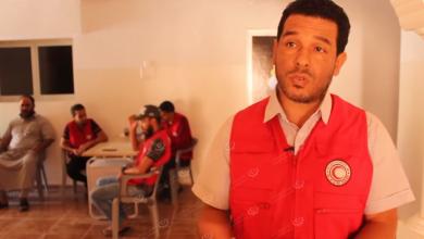 Photo of الهلال الأحمر قمينس يناقش آلية إحصاء النازحين من المناطق الغربية
