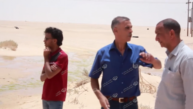 Photo of مدير جهاز تنفيذ مشروعات الإسكان والمرافق الواحات يزور حقل آبار مياه جالو