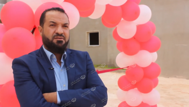 Photo of نادي الأهلي بنغازي يوزع (38) شقة سكينة