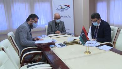Photo of اللجنة العُليا لوضع الاستراتيجية الوطنية لمكافحة الفساد تناقش آلية عملها