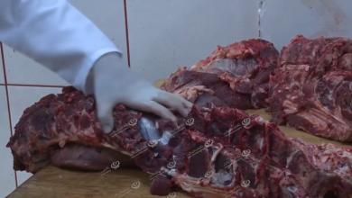Photo of حملة تفتيشية لمفتشي مركز الرقابة على الأغذية والأدوية في سوق اللحوم بمنطقة الظهرة
