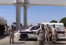 Photo of إجراءات مشددة بالبوابات الغربية لمدينة بنغازي (بوابة اللويفية) لتطبيق قرار حظر التجول بين المدن