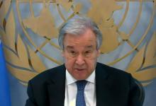 Photo of كلمة للأمين العام للأمم المتحدة أمام مجلس الأمن بشأن الوضع في ليبيا