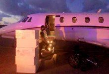 Photo of وصول طائرة تحمل إمدادات طبيّة إلى مطار «معيتيقة الدولي»
