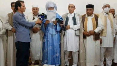 Photo of ختام الملتقى التشاوري للمدن والقبائل الليبية في بني وليد